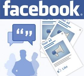Facebook eliminará la regla del 20% para facilitar la entrada de publicidad