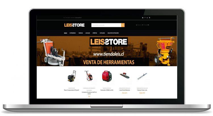LeisStore